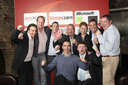Ve Interactive win a BIMA Award 2011