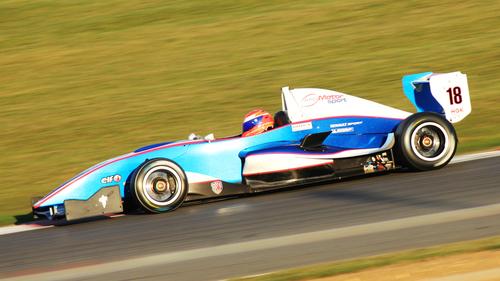 RPD Motorsport BARC Renault 2011