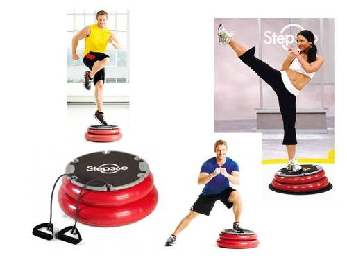 Some of the many ways to use a STEP360