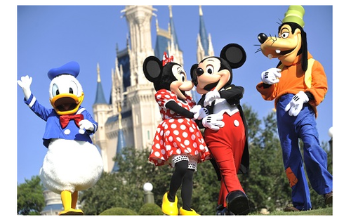 Walt Disney World Resort 2012