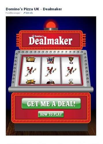 Domino's Dealmaker