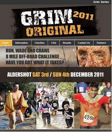 GRIM8, Aldershot, 3rd & 4th Dec