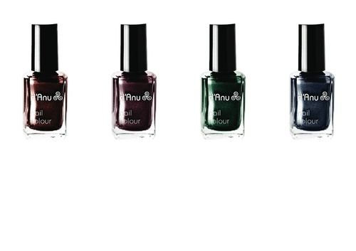 Four new colours that shimmer with 1920'
