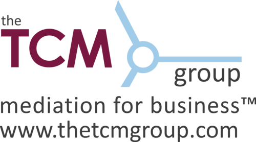 The TCM Group Logo