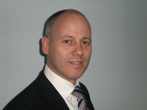 Vince Blockley, Crocus Support Director