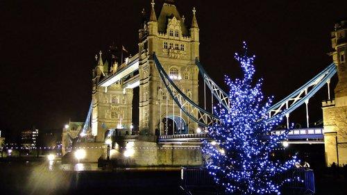 Christmas at Tower Bridge