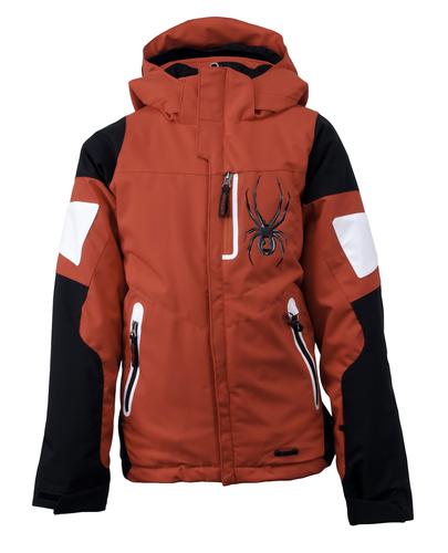 Red Spyder jacket from Little Terra