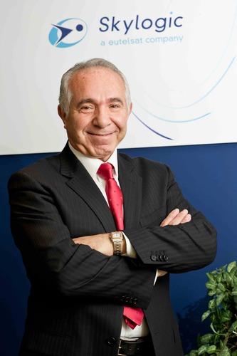 Skylogic's new CEO Dr Achille De Tommaso