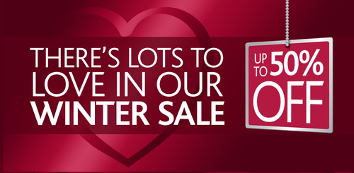 Up to 50% off at Furniture Village