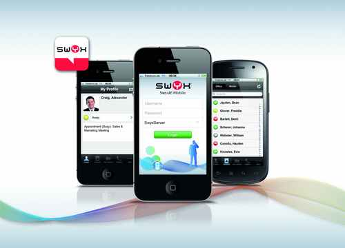 SwyxApp for iPhone & Android