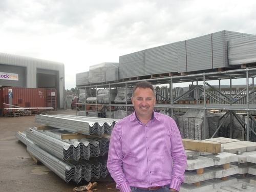 Mark Roach, MD at Lockinex HQ Eastbourne