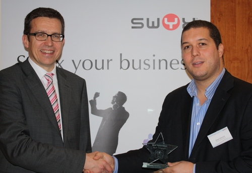 Atia wins Reseller of the Year