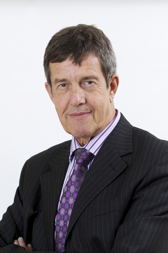 Alan Howarth, Chairman at 8 Solutions