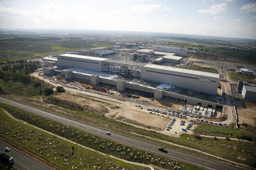 Teva logistics hub: 70000 Dolav pallets