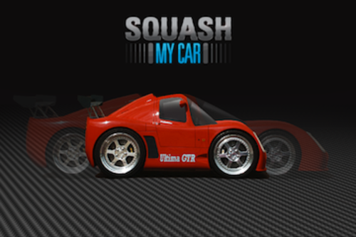 Squashed Ultima GTR