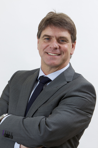 Ian Yuill, Sales and Marketing Director