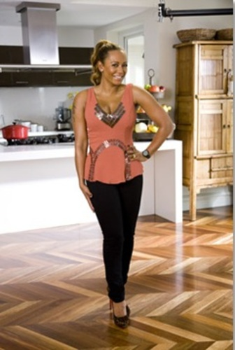 Mel B Hits UK TV Screens