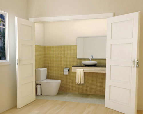Instant cloakroom