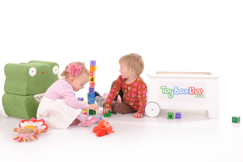ToyBoxLive Children Playing