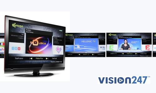 Vision TV Network