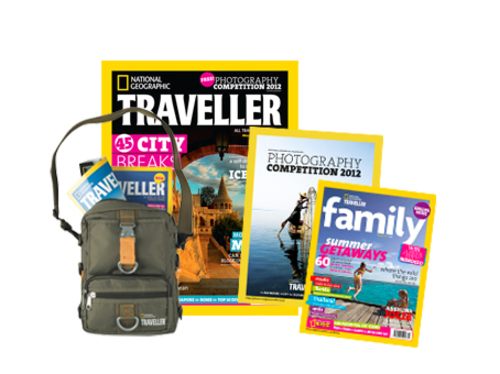 National Geographic Traveller 2012