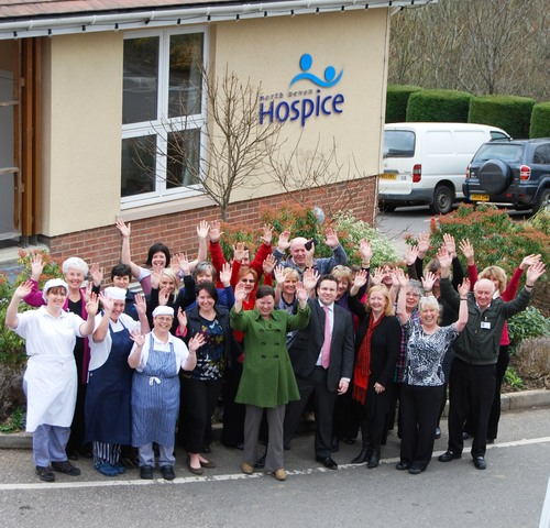 North Devon Hospice Staff