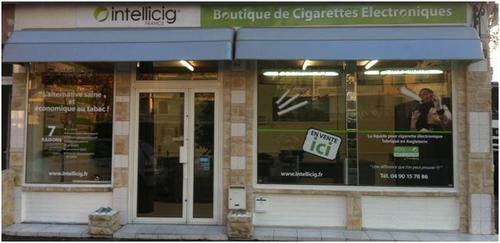 Intellicig France Shop