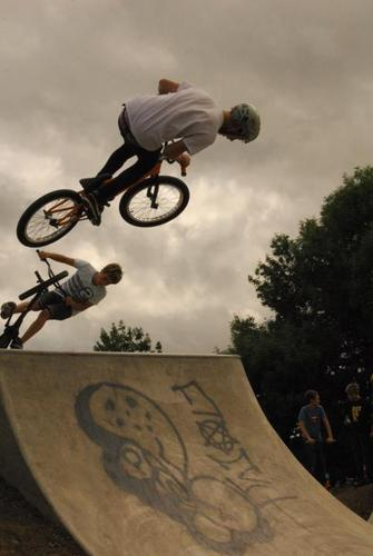 Didcot skatepark