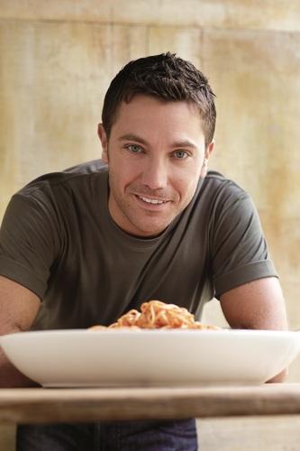 Italian chef, Gino D'Acampo