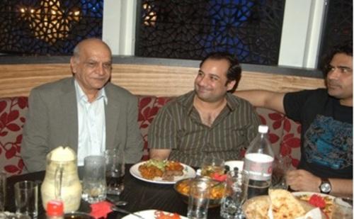Rahat Fateh Ali Khan  Shafqat Amanat Ali
