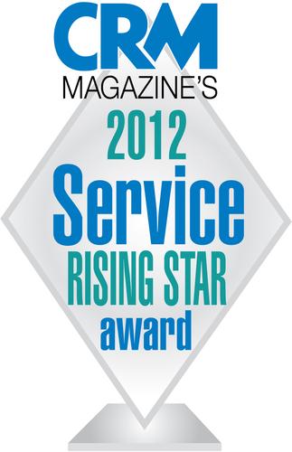 BPMonline wins Rising Star Award 2012