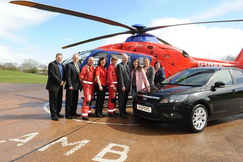 Caroline Rutley-Frayne awarded car