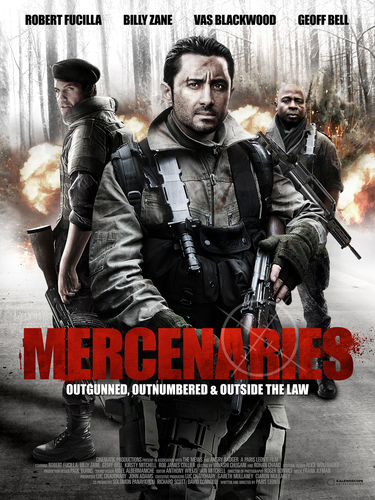 "MERCENARIES ""ROBERT FUCILLA & BILLY ZANE"