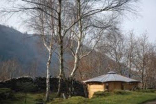 Graig Wen's portable eco shelter