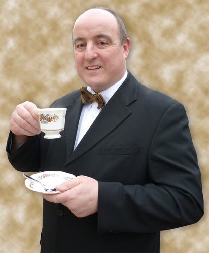 Joe Ellis of the Joe Ellis'Tea Room Gui
