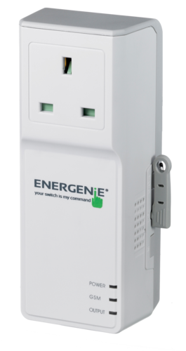 Energenie Remote GSM Power Socket