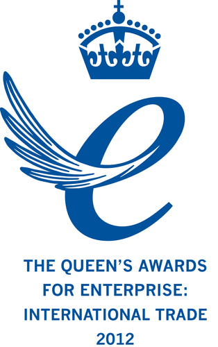 Colortrac - Queen's Award for 2012