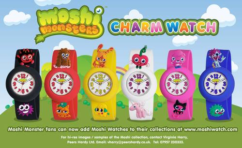 Moshi Charm Watches Now Available Online