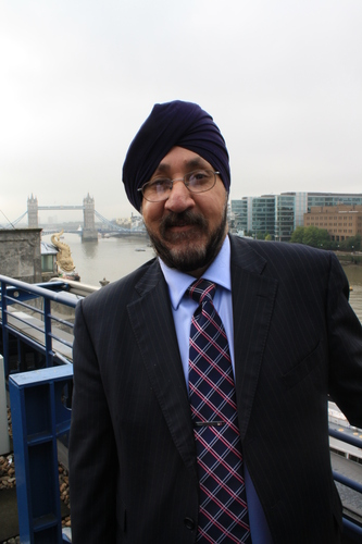 David Singh, Sapphire Systems