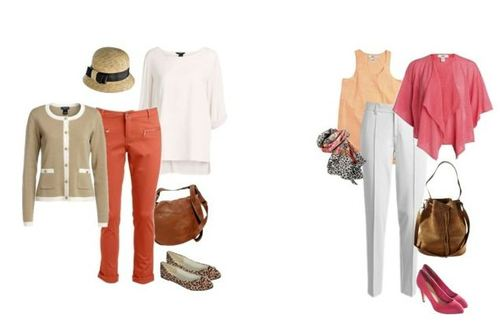 Summer layering from Ellos