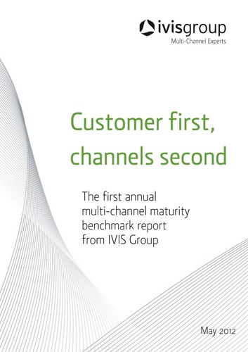 Customer first, channels second