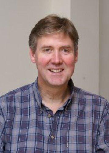 David Pinches, Director, IRIS