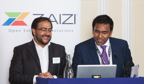 Tariq Rashid and Aingaran Pillai