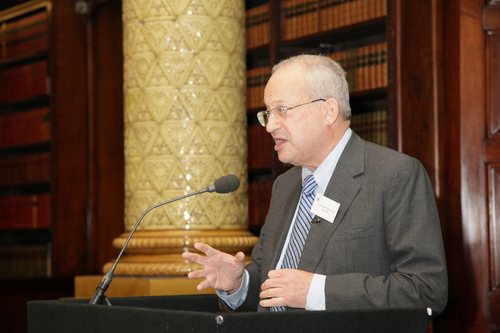 Lord Sainsbury at the SMF Annual Dinner