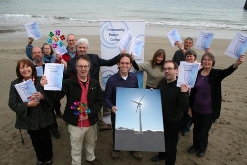 Launch of Community Power Cornwall