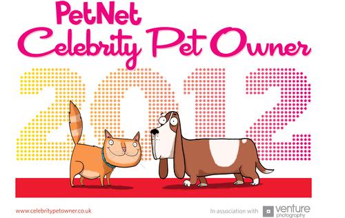 Celebrity Pet Owner Awards logo