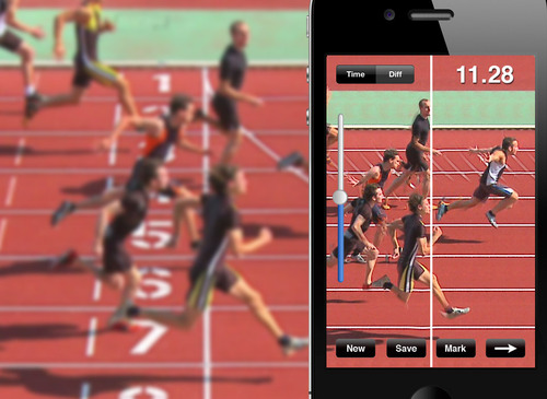 sprintTimer app