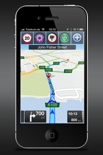 skobbler GPS Navigation 2