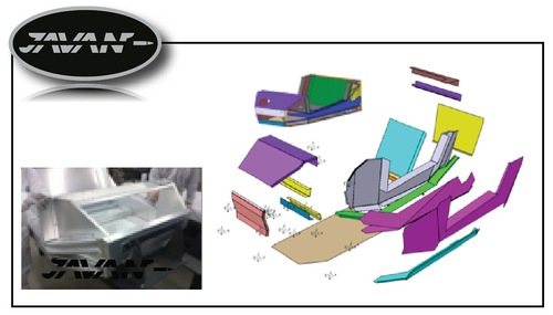 JSC Lightweight Chassis for 2013
