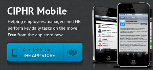 CIPHR Mobile in the App Store